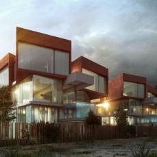 Villas Playa Caliente – Proyecto Análogo